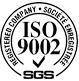 ISO9002 accredited